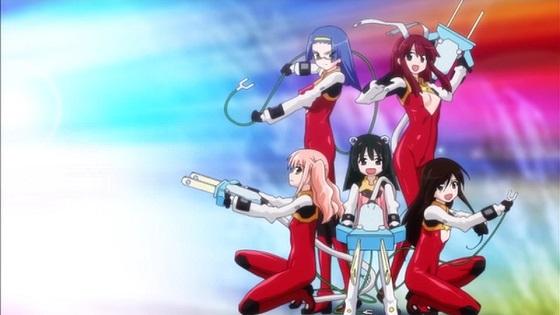 Fight Ippatsu! Juuden-chan!!#1