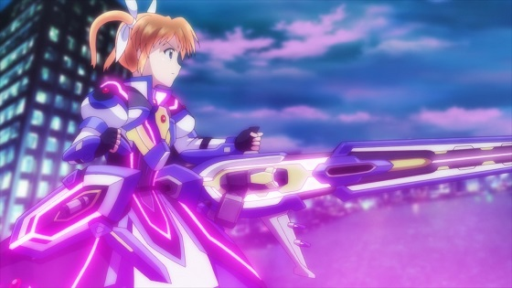 Magical Girl Lyrical Nanoha: Reflection #2