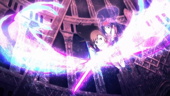 Sword Art Online Movie: Ordinal Scale #2